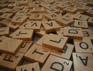 Scrabble Pieces